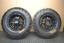 Yamaha Raptor 350 660 700 Warrior CST AMBUSH ITP RIM Front Tires 21x7x10 GS15