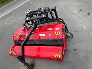 Kehrmaschine Kehrbesen 1,50m Kehrbreite Euroaufnahme Traktor/Stapler