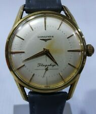 Longines Flagship manual Movement watch ref.10764353 special Vintage 30L Rare