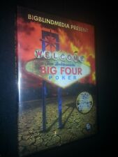 Big Four Poker (Dvd & Gimmick) by Tom Dobrowolski & Big Blind Media - Magic Dvd