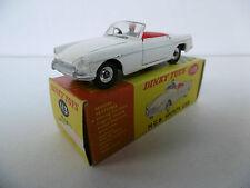 DINKY TOYS ENGLAND  M.G.B. SPORTS CAR  REF.113  BON ÉTAT    BOITE D'ORIGINE 1962