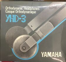 Yamaha YHD-3 Orthodynamic Headphones BRAND NEW IN BOX!!! RARE