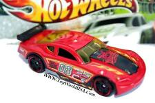 2011 Hot Wheels Racing Kits Stock Cars series Circle Tracker red