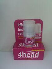 4head Headache & Migraine Relief Stick - 3.6g ~~~ FREE SHIPPING WORLDWIDE ~~~