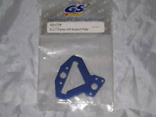 GS Racing UT009 SUT Blue Centre Diff Support Plate