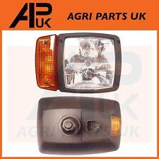 RH JCB Telehandler Loader Loadall Headlight Head Light Lamp Headlamp Indicator