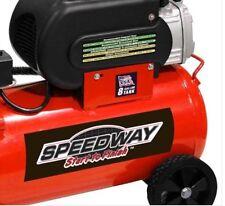 Portable 8 Gallon Electric Air Compressor Speedway
