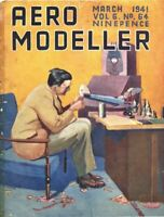Aero Modeller 122 Issues On Disc Model Building Hobby
