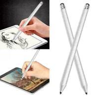 For Tablet iPad Phone Samsung PC Capacitive Pen Screen Stylus Pencil X5B5 C A2J5