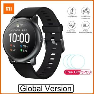 2020 Original Xiaomi Haylou Solar Smart Watch Sport Fashion Bracelet IOS Android