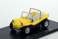 NEO SCALE MODELS 44476, 1970 VW DUNE BUGGY MEYERS MANX, YELLOW, 1:43 SCALE