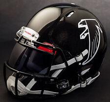 ***CUSTOM*** ATLANTA FALCONS NFL Riddell Revolution SPEED Football Helmet