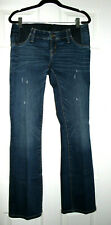 Ingrid & Isabel 🌸 Maternity Jeans Womens Bootcut Stretch,Skinny   SZ:2