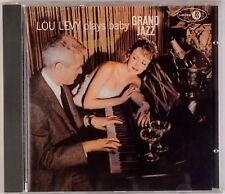 LOU LEVY: Plays Baby Grand Jazz FRESH SOUND Jubilee Spain Import CD NM