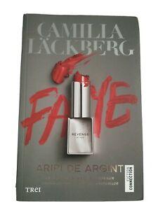 Aripi de Argint de Camilla Lackberg Book in Romanian