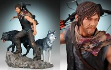 Gentle Giant The Walking Dead - Daryl Dixon and the Wolves Statue