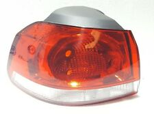 VW GOLF MK6 HATCHBACK 2009-2013 REAR TAIL LIGHT LEFT PASSENGER N/S