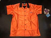 Cooles Mesh Hemd von dem Kult Label STOND Clothing NYC -Neuware