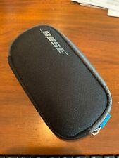 BOSE QUIETCOMFORT 20 HEADPHONES CARRYING CASE BLACK- NEW