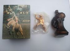 Vintage Avon Bucking Bronco Excalibur Men's After Shave RARE NEW IN BOX NIB