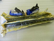 NOS C4 84-96 Corvette Roof Side Weatherstrip Channels and Guides #200NOS