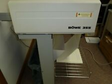 Bowe 355 Forms Cutter (used/demo machine) See Video link below