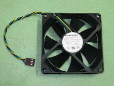 Foxconn PV902512PSPF 92mm x 25mm HP DC5700s DC5850 Cooler Fan 0.40A 4Pin B130