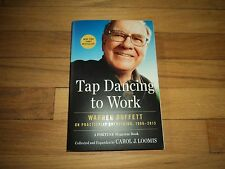 Warren Buffett Tap Dancing To Work Fortune Magazine CEO Berkshire Hathaway Rich