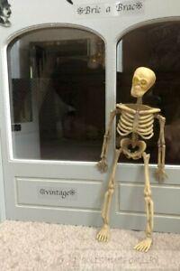 Large Skeleton, Dolls House Miniatures, Halloween, Skull, Scary