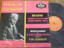 LXT 2723 Brahms Piano Concerto No. 2 / Backhaus / Schuricht O/S