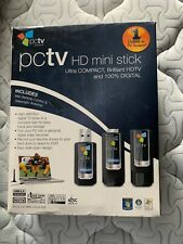 NEW Hauppauge PCTV HD Mini Stick USB 100% Digital HDTV Tuner + Remote Antenna U3