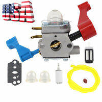 Carburetor for Poulan Snapper Craftsman 530071632 530071775 Zama C1Q-W11G Carb