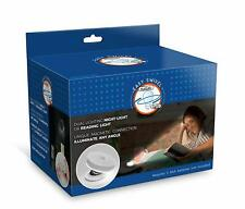 Easy Swivel Motion Activated LED Light Wireless Dual Purpose Reading Night Light