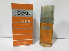 Jovan Musk For Men 3.0 Oz Cologne Spray Brand New In Box