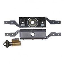 LOCK FOCUS Low Profile Garage Roller Door & Grille Lock AV9LPC4- Rola-FREE POST