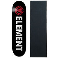 Element Skateboard Deck Blazin 8.0' With Mob Grip BRAND NEW IN SHRINK