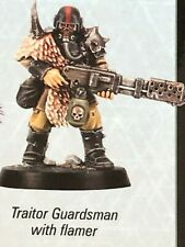 Warhammer QUEST Blackstone Fortress - Chaos Traitor Guard/Guardsman/ Guardsmen 1