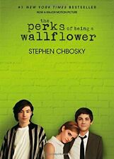The Perks of Being a Wallflower, Chbosky New 9781451696196 Fast Free Shipping-,