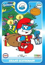 Card playing Cora The Smurfs 2013 No. 37