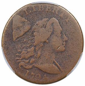 1794 S-41 R-3 PCGS VG 8 Liberty Cap Large Cent Coin 1c