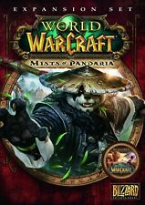 World of Warcraft: Mists Of Pandaria PC DVD Computer Video Game UK Release