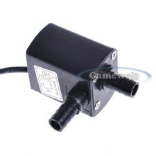 Micro Bürstenlos Solarpumpe Magnetpumpe Wasserpumpe Ölpumpe Teichpumpe DC 12V