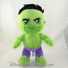 Peluche Hulk NICOTOY super héros Avengers Marvel vert 38 cm (DOU)