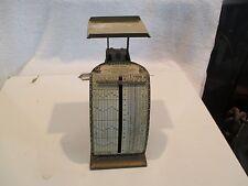 Vintage ~ National Postal Scale ~ Maximum 4 Pounds ~ Pelouze Mfg. Co.