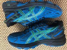 Asics kids gel venture shoes trainers UK1/33.5 blue