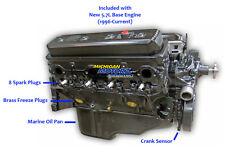 5.7L Vortec Volvo Penta Base Marine Engine (1996-Later) - BRAND NEW!