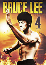 BRUCE LEE ACTION PACK: 4 MOVIES NEW DVD