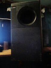 Bose Acoustimass 10 Series V Home Theater Speaker System - Black sub only