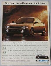 Subaru Asian Automobile Advertising