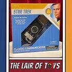 Diamond Select Star Trek The Original Series TOS Classic Communicator NIB